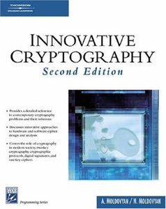 Innovative Cryptography, 2/e (Paperback)-cover