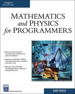 Mathematics and Physics for Programmers (Paperback)-cover