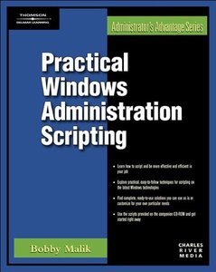 Practical Windows Administration Scripting (Paperback)-cover