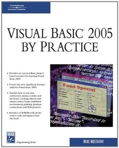 Visual Basic 2005 By Practice (Paperback)-cover