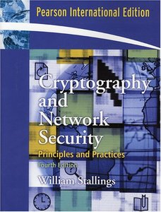 Cryptography and Network Security, 4/e (IE) (美國版ISBN:0131873164) (平裝)-cover