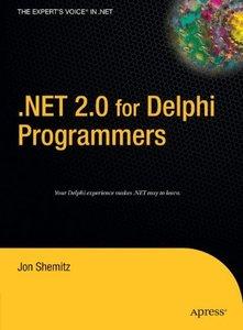.NET 2.0 for Delphi Programmers-cover