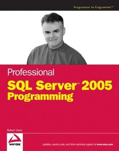 Professional SQL Server 2005 Programming-cover