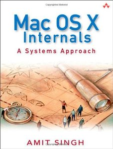 Mac OS X Internals: A Systems Approach (Hardcover)-cover