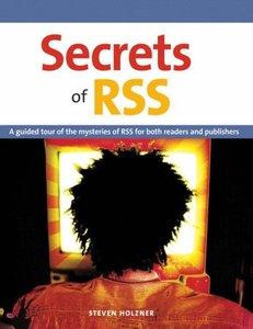 Secrets of RSS (Paperback)-cover