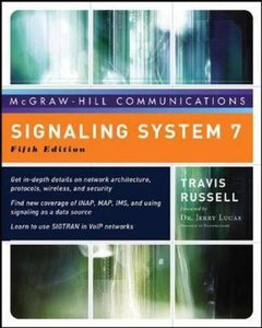 Signaling System #7, 5/e-cover