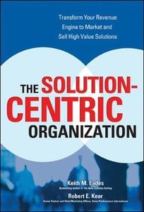 The Solution-Centric Organization-cover