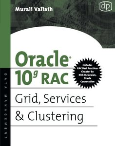 Oracle 10g RAC Grid, Services & Clustering-cover