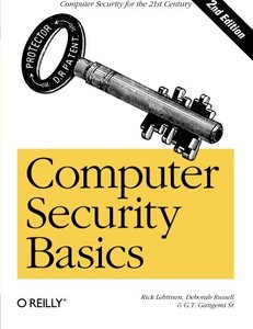Computer Security Basics, 2/e-cover