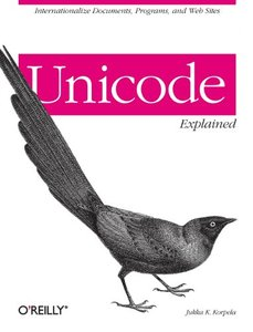Unicode Explained (Paperback)-cover