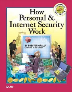 How Personal & Internet Security Works (Paperback)-cover