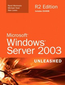 Microsoft Windows Server 2003 Unleashed (R2 Edition)-cover