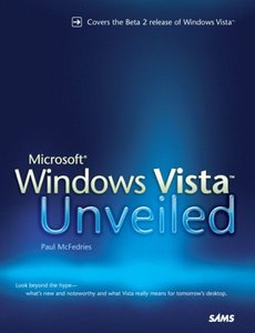 Microsoft Windows Vista Unveiled-cover