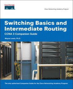 Switching Basics and Intermediate Routing CCNA 3 Companion Guide-cover