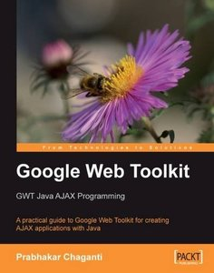 Google Web Toolkit: GWT Java Ajax Programming-cover