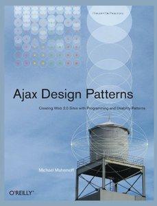 Ajax Design Patterns (Paperback)-cover