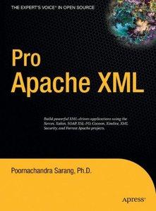 Pro Apache XML-cover