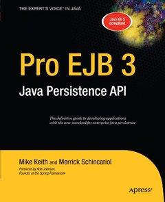 Pro EJB 3: Java Persistence API-cover
