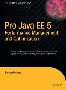 Pro Java EE 5 Performance Management and Optimization-cover