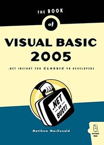The Book of Visual Basic 2005: .NET Insight for Classic VB Developers (Paperback)-cover