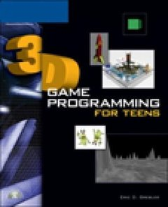 3D Game Programming for Teens-cover