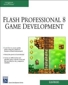 Macromedia Flash Professional 8 Game Development, 2/e (Paperback)-cover