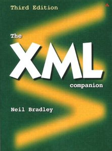 The XML Companion, 3/e-cover