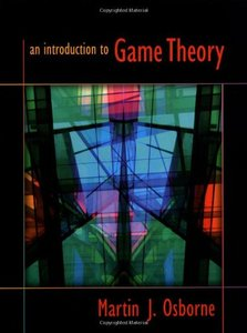 An Introduction to Game Theory-cover