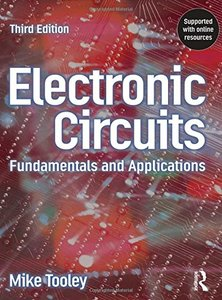 Electronic Circuits - Fundamentals & Applications, 3/e-cover