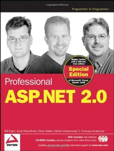 Professional ASP.NET 2.0 Special Edition-cover