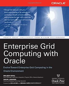 Enterprise Grid Computing with Oracle (Paperback)-cover