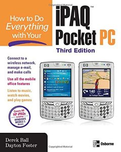 How to Do Everything with Your iPAQ Pocket PC, 3/e-cover