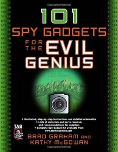 101 Spy Gadgets for the Evil Genius-cover