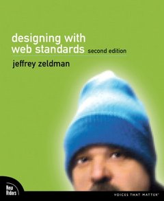 Designing with Web Standards, 2/e-cover
