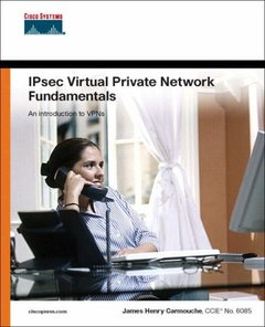 IPsec Virtual Private Network Fundamentals (Paperback)-cover