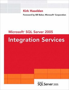 Microsoft SQL Server 2005 Integration Services (Paperback)-cover