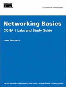 Networking Basics CCNA 1 Labs and Study Guide-cover