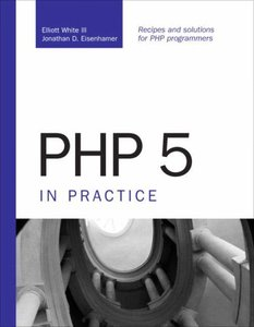 PHP 5 in Practice-cover