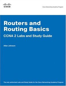Routers and Routing Basics CCNA 2 Labs and Study Guide-cover
