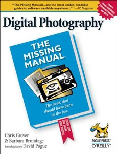 Digital Photography: The Missing Manual (Paperback)-cover