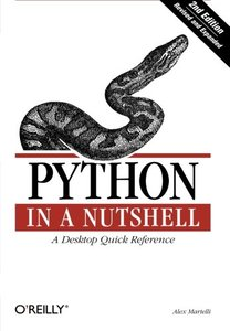 Python in a Nutshell, 2/e (Paperback)-cover