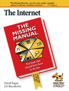 The Internet: The Missing Manual-cover