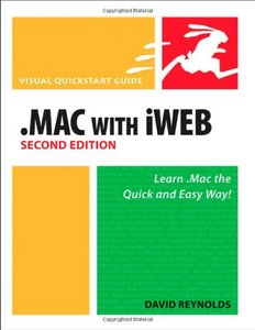 .Mac with iWeb, 2/e-cover