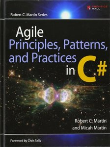 Agile Principles, Patterns, and Practices in C# (Hardcover)-cover