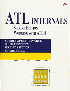 ATL Internals: Working with ATL 8, 2/e-cover