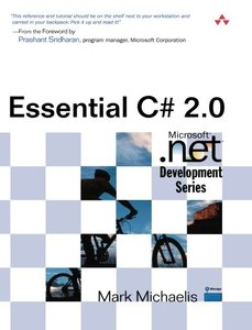 Essential C# 2.0 (Paperback)-cover