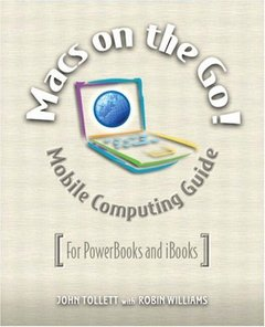 Macs on the Go!: Mobile Computing Guide (Paperback)-cover