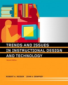 Trends and Issues in Instructional Design and Technology, 2/e-cover