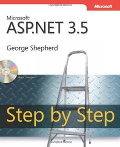 Microsoft ASP.NET 3.5 Step by Step (Paperback)-cover