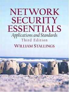 Network Security Essentials: Applications and Standards, 3/e (Paperback)-cover